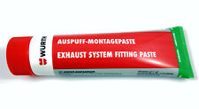 (5,32€/100g) Würth Auspuffmontagepaste Dichtmasse Paste Auspuffpaste 0890100045