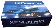 HID Xenon Kit  H11 / H8 / H9  6000K Type Bulbs With Slim Ballast