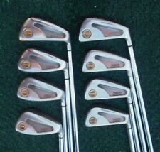 Vintage Wilson K-28 Irons 3 Thru PW With The Brass Weight Nice