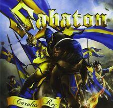 SABATON - CAROLUS REX 2 CD NEUF