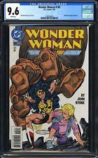 Wonder Woman #105 CGC 9.6