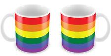LGBT Flag Mug - Gay Pride Lesbian Transgender Bisexual Gift Idea coffee cup104