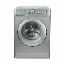 Indesit BWC61452S Front Load Freestanding Washing Machine - Silver