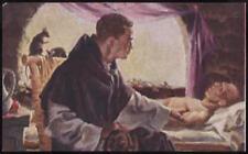 """santino-holy card""""""""S.MARTINO DE PORRES"""