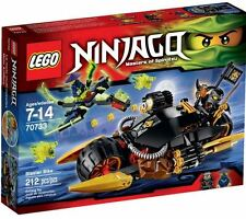 Lego Ninjago 70733 Blaster Bike BNIB Brand New Sealed FREE WORLDWIDE POSTAGE