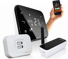 SALUS IT500 Thermostat Internet Smart Phone Wireless Programmable Heating Zones