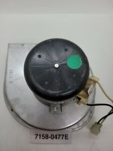 FASCO 7158-0477E Draft Inducer Blower Motor Assembly E167360 SB-281100-61R08