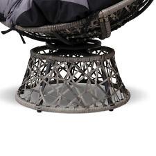 Gardeon Papasan Chair Grey
