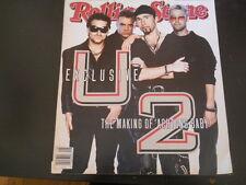 U2, Seal, Neil Young, Buddy Guy - Rolling Stone Magazine 1991