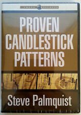 *New DVD* PROVEN CANDLESTICK PATTERNS by Steve Palmquist *Stock Trading DVD*