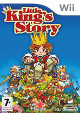 Little KING's story Nintendo WII EDIZIONE ITALIANA Nuovo sigillato SEALED
