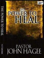 The Power to Heal - Single Cd Mp3 - John Hagee - Economy Edition