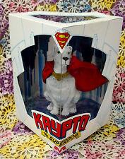 Superman Krypto the Superdog Statue Diamond Anniversary Limited Edition