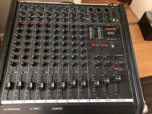 Studio Mischpult Samick SM-820P 8 Kanal