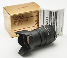 Sigma Zoom 28-105mm 28-105 mm 1:2.8-4 2.8-4 Aspherical - Canon EOS analog OVP