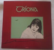 Tríona Ní Dhomhnaill Triona 1975 LP Vinyl NM- Nice Original Gael-Linn CEF-043
