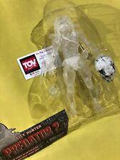 NECA Reel Toys Predator Cloaked CITY HUNTER Loose Action Figure