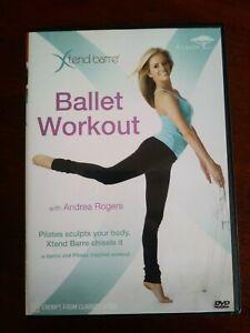 Xtend Barre Ballet Workout DVD