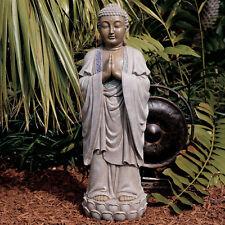 Buddha Laughing Garden Statue Asian Statue Garden 2.5 ft Tall Large Religious