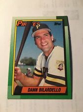 Dann Bilardello 1990 Topps #682