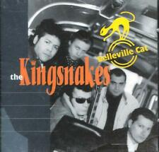 The Kingsnakes Belleville Cat CD Rock 'N Roll/Rockabilly