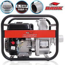 """196cc 3"""" 80mm 1100l/min 6.5HP PETROL ENGINE FLOOD CELLAR WATER DRAINAGE PUMP"""