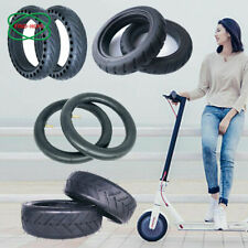 For Xiaomi Mijia M365 Electric Scooter 8 1/2x2 Solid Outer Tire Wheel Inner Tube