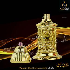 Tagreed Gold EDP 50ml Unisex- luxury Rose/ Amber -Official RASASI 100% Original