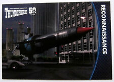 THUNDERBIRDS 50 YEARS - RECONNAISSANCE - Card #08 - Unstoppable Cards Ltd 2015