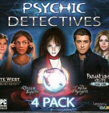 Psychic Detectives 4 Hidden Object PC Games