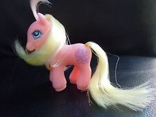 MY LITTLE PONY - G2 RARE  BABY FLEUR - A WEDDING CARRIAGE PONY (2000)