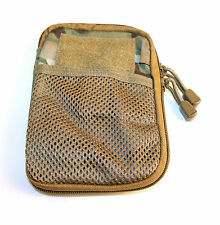 Pocket Buddy - Multicam, Organiser, Bag, EDC, Bugout, Notebook, iPhone, Army MOD