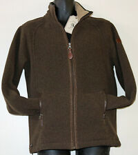 Aigle Garrano Polartec Fleece Jacket Mouton Marron (Dark Brown)