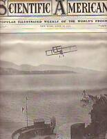 1910 Scientific American April 23 -Model Motorboat Race