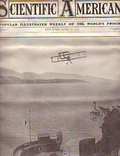 1910 Scientific American April 23 -Model Motorboat Race