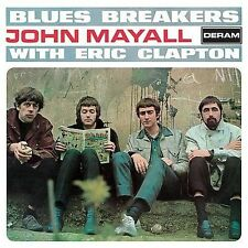 Bluesbreakers with Eric Clapton by John Mayall/John Mayall & the Bluesbreakers (John Mayall) (Vinyl, Oct-2008, Polydor)