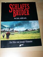 SCHLAFES BRUDER - Presseheft ´95 - ANDRE EISERMANN Joseph Vilsmaier