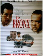 IL ETAIT UNE FOIS LE BRONX A Bronx Tale Poster / Affiche Cinéma ROBERT DE NIRO