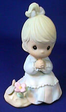 SOWING THE SEEDS OF LOVE 1992 PRECIOUS MOMENTS MEMBERS ONLY FIGURINE PM922 MIB