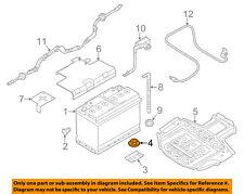 Audi Oem 11 18 Q5 2 0l L4 Battery Clamp Nut N10737101 Fits A6 Quattro
