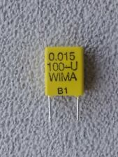 WIMA MKS  0.015uF  100V 2%  Capacitor (QTY : 200 )