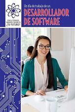 Un Dia de Trabajo de Un Desarrollador de Software (a Day at Work with-ExLibrary