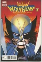 Wolverine #1 : Marvel Comics : January 2016