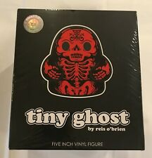 """Tiny Ghost Devil Ghoul Limited Edition 5"""" Vinyl Bimtoy - Brand New & In Hand"""