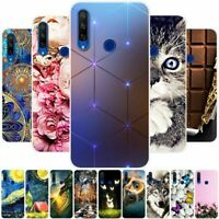 Silicone Cover For Doogee N20 N10 Y8C Y9 Plus Soft TPU Protective Back Case