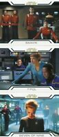 Women of Star Trek 50th Anniversay Women in Command 9 card chase set WC01-WC09 +
