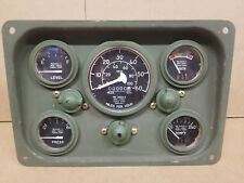 M151 Parts Instrument Panel Complete w/NEW Gauges and Lights