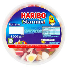 Haribo Starmix Sweets 1kg Tub