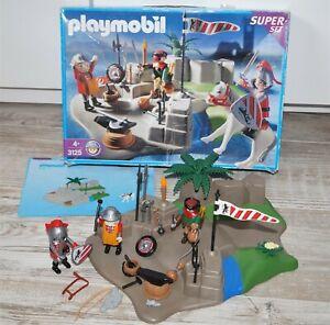 3125 Playmobil - Schmiede der Ritter Super Set