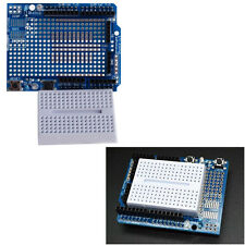 UNO Proto Shield Prototype Expansion SYB-170 Mini Bread Board Based For Arduino